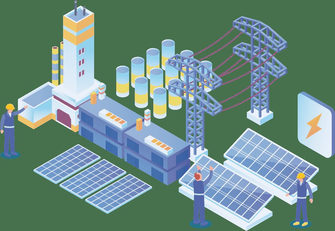 土地付太陽光発電所