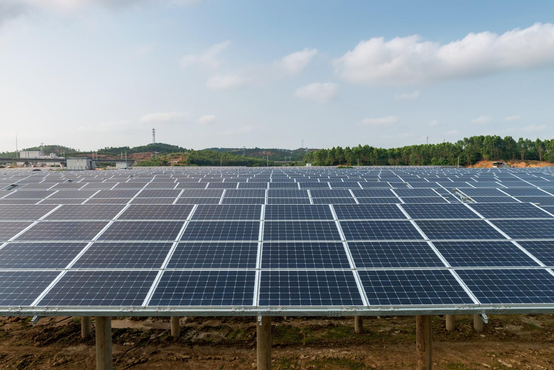 土地付き太陽光発電