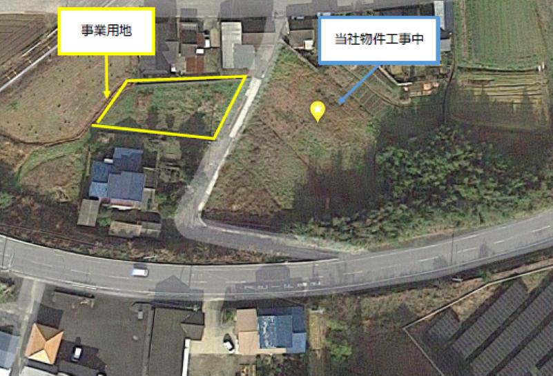佐賀県伊万里市太陽光発電所