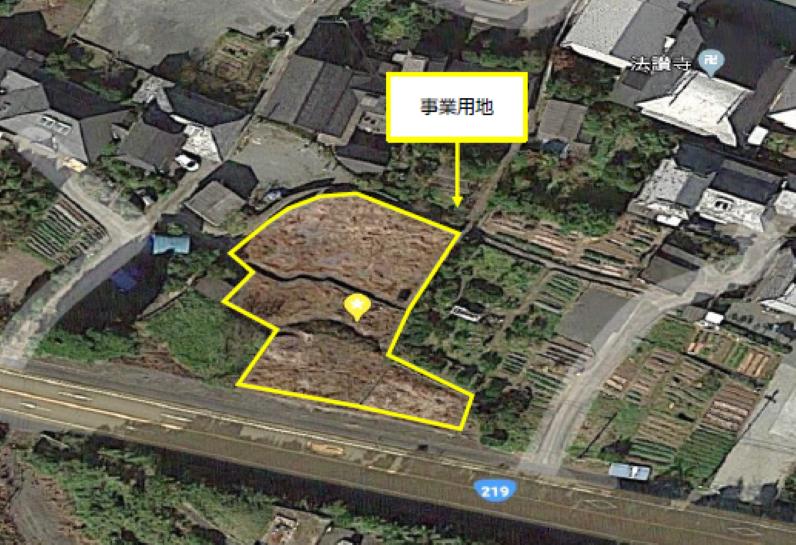 熊本県八代市太陽光発電所