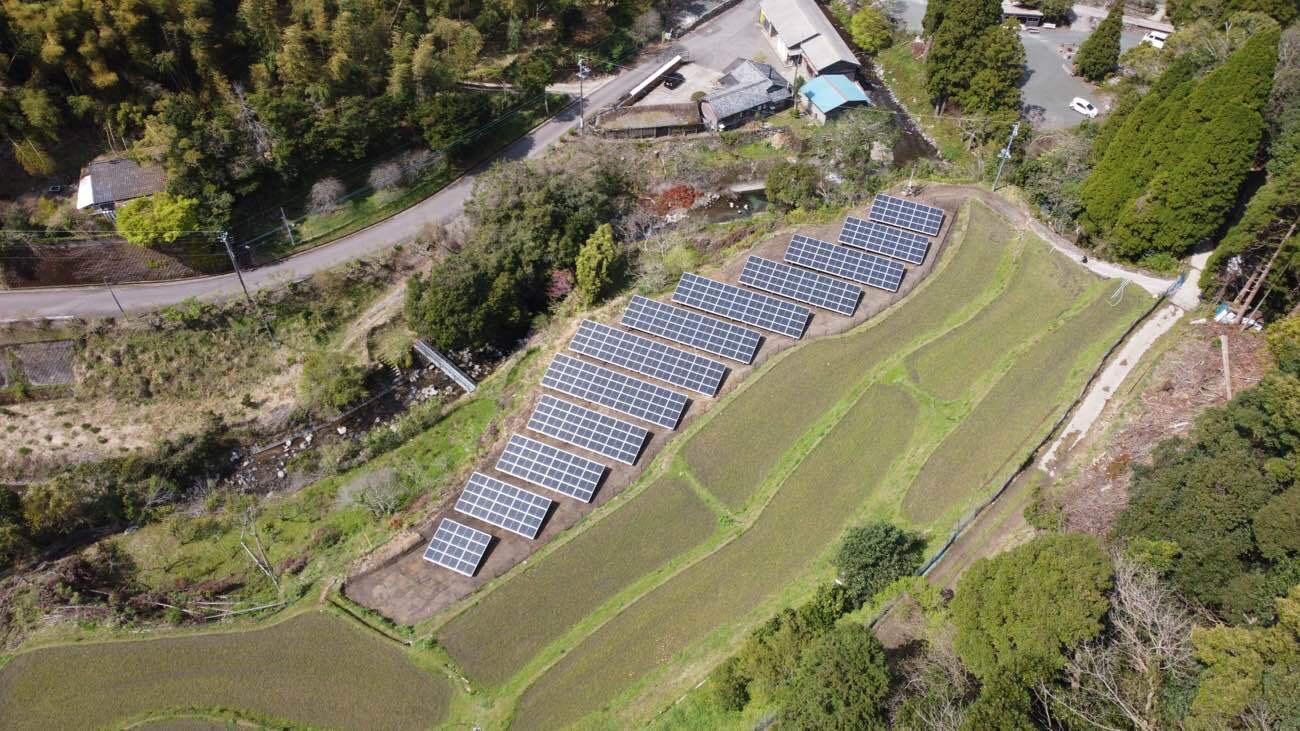 鹿児島県太陽光発電所