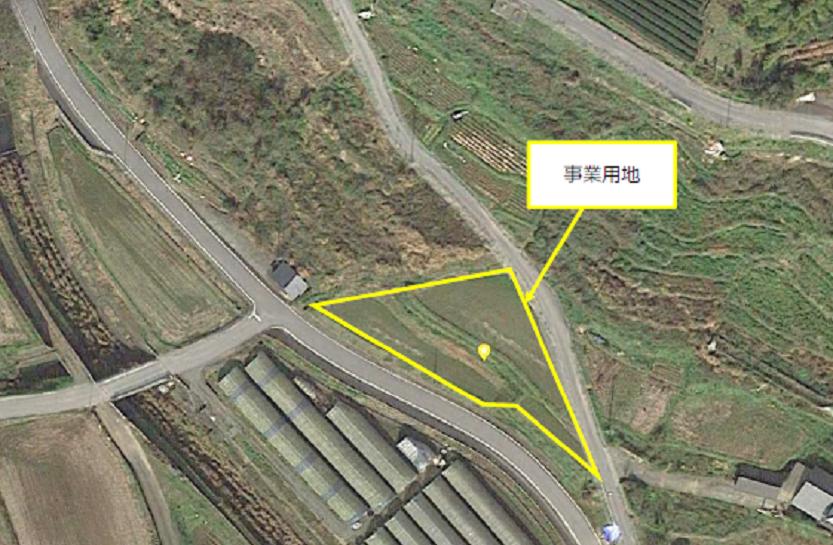 長崎県東彼杵郡太陽光発電所
